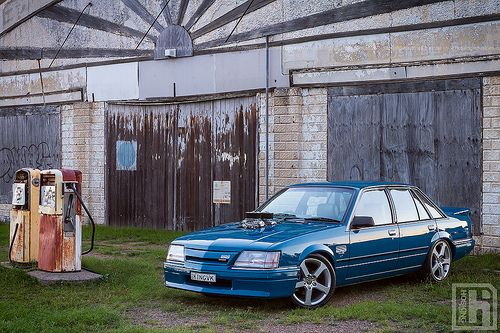 Michael Timms' Holden VK Commodore