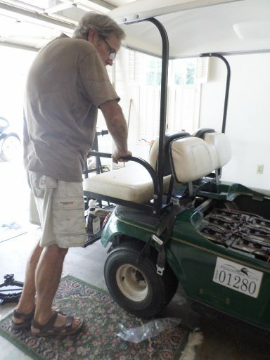 Used Electric Golf Cart -  Is It the Best Value? What Should One Look For to Buy or Set a Price.