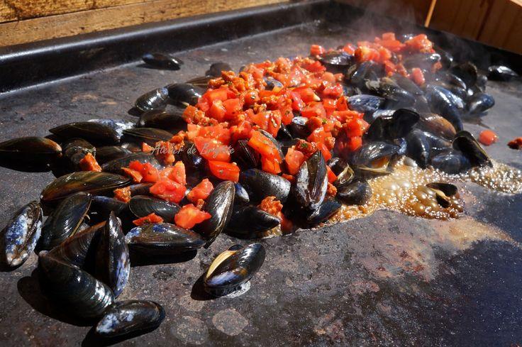 Les 567 meilleures images propos de poisson fruits de for Poisson a la plancha