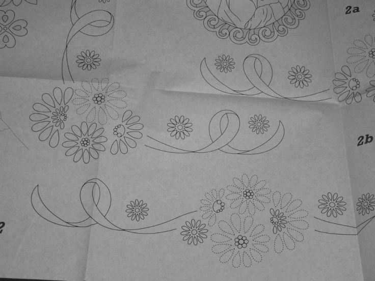 34 disegni ricamo antonellag turk for Disenos para bordar