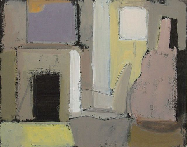 Susannah Phillips, Interior with Lamp I 2008 (2008)