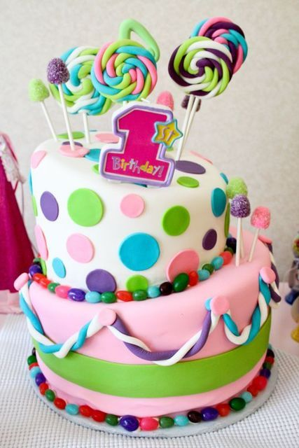 """Photo 1 of 13: Candy, Candyland, Candy Land / Birthday """"Candy Land Birthday Party"""" 