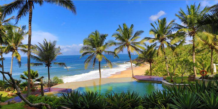 Niraamaya Surya Samudra Near Kovalam, Southern Beaches, India  #kovalam #kerala near #trivandrum #india