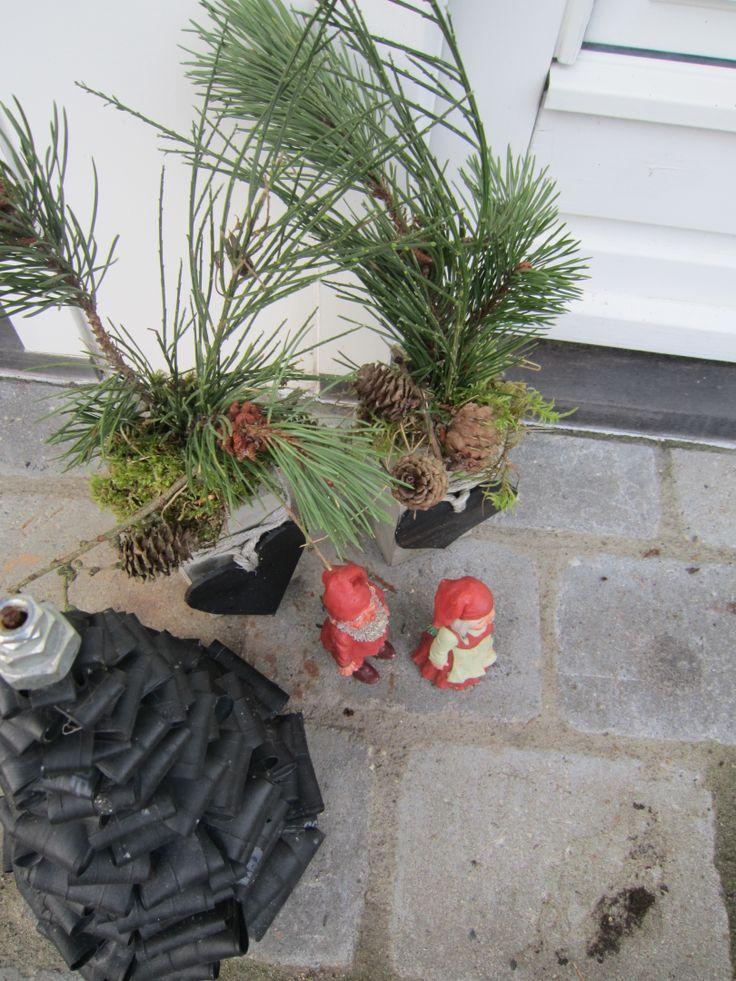 Cykelslanger og beton christmas pinterest - Pinterest beton ...