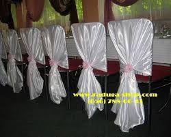 Картинки по запросу как сделать накидку на стул свадьба