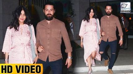 Shruti Hassan And Boyfriend Michael's Romantic Dinner Date | lodynt.com |لودي نت فيديو شير