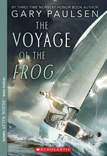 a boys passion in sailing in the voyage of the frog by gary paulsen Find voyage of the frog by paulsen, gary at biblio uncommonly good collectible and rare books from uncommonly good booksellers.