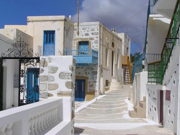 Astypalaia Island, Dodecanese, Greece