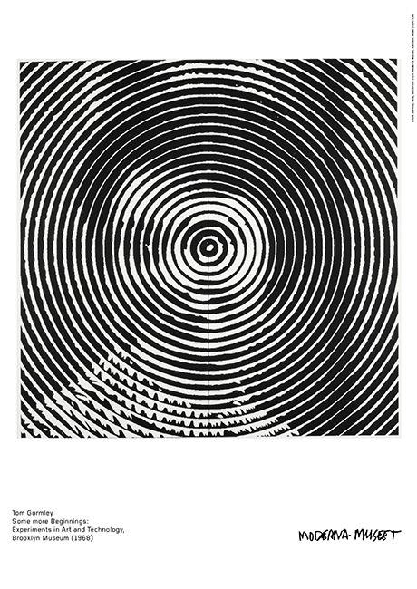Moderna Museet Webbshop - Tom Gormley Tom Gormley Some More Beginnings: Experiments in Art and Technology, Brooklyn Museum. (1968)