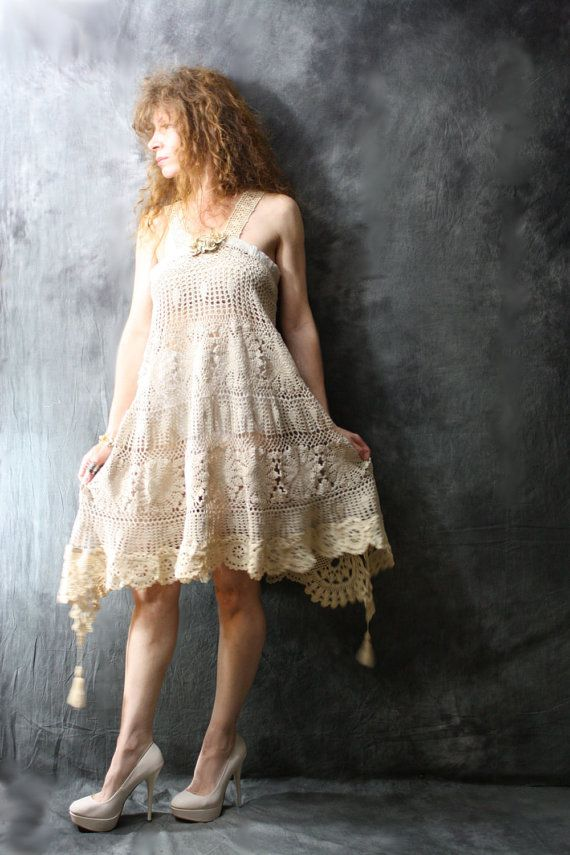1000 images about upcycled shabby wedding dresses on for Daisy lace wedding dress