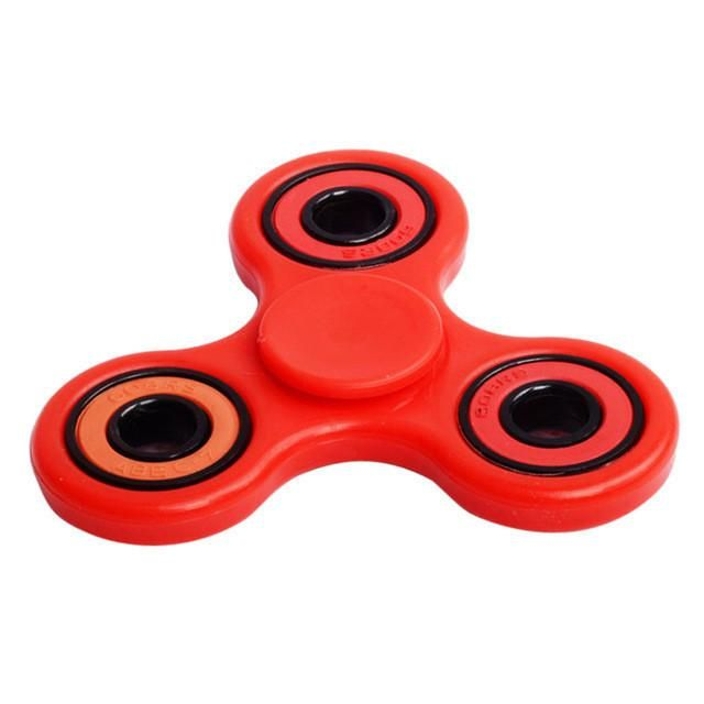 2017 Brand New Hand Spinner focus Toys EDC Fidget Spinner Toy Austism ADHD Education&Learning Toys Anti-stress Toys Hot 502