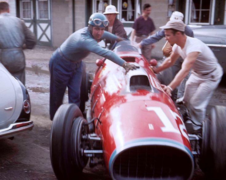 1952 Indianapolis 500 (Alberto Ascari) Ferrari 375
