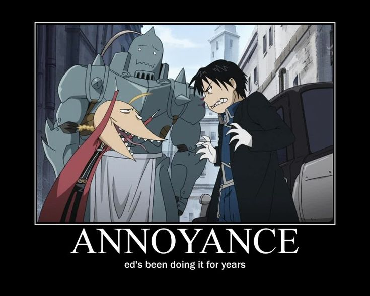 Fma motivational poster by on - Fma funny pics ...