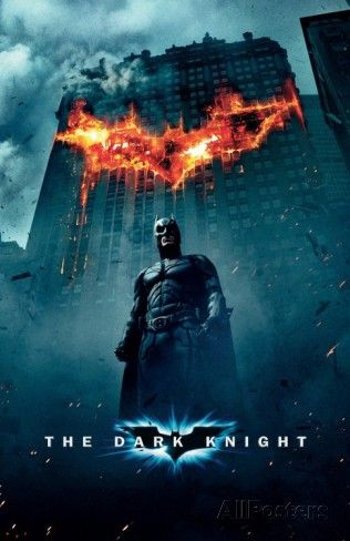 The Dark Knight Title Only Posters at AllPosters.com