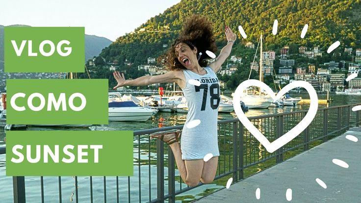 Sul lago di Como con la nuova Sony Alpha 6300 #vlog #como #lago #italy #italia #sunset #sony #sonyalpha #vlogging #vlogger #viaggiare #viaggi #travelblogger #youtube #video #pinalapeppina
