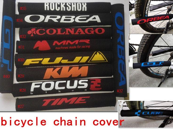 1ピース自転車チェーンカバーサイクリングフレームステッカー自転車アクセサリーバイクチェーンプロテクターチェーンケアsrickerカバー修理ツールキット