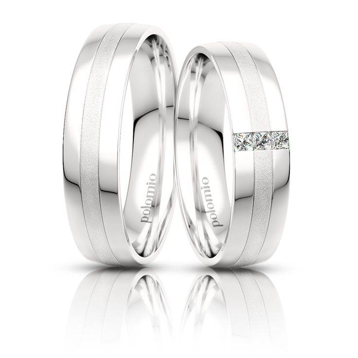 Snubní prsten Lone 5,5-01 Polomio Jewellery