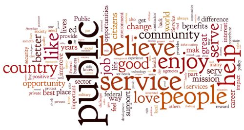 View the list of suggestions for how to thank public service employees. #PSRW
