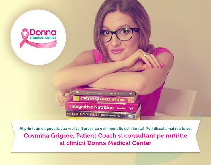 Cosmina Grigore #PatientCoach @ #DonnaMedicalCenter