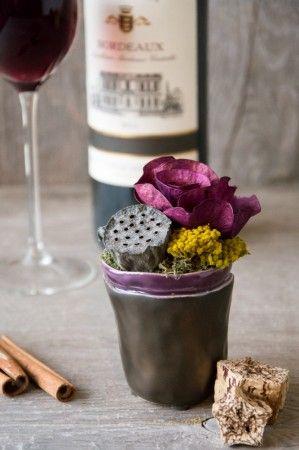Rózsás asztaldísz kicsi,természetes, tartós kedves, virág és ajándék . Nice & natural, Valentin's flower & gift for the loved one.