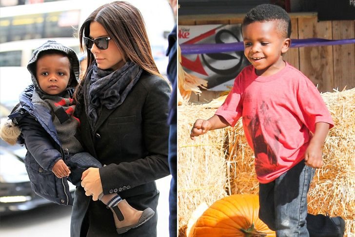 Louis Bardo Bullock – Adopted Right After Sandra Bullock & Jesse James' Divorce Another celebrity who has gone through adoption was actress Sandra Bullock. She adopted her son, Louis Bardot, back in 2010 around a month after the divorce law firms have done their part in sealing the divorce deal with then-husband Jesse James. Even if a …