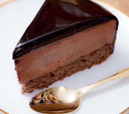 Çikolatalı Mousse Kek - Pratik Tatlı Tarifleri