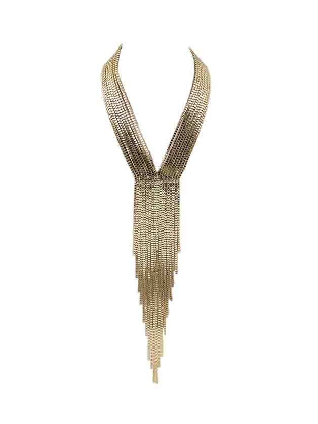 Shop Gold Multilayers Chunky Long Chain Necklace online. SheIn offers Gold Multilayers Chunky Long Chain Necklace & more to fit your fashionable needs.