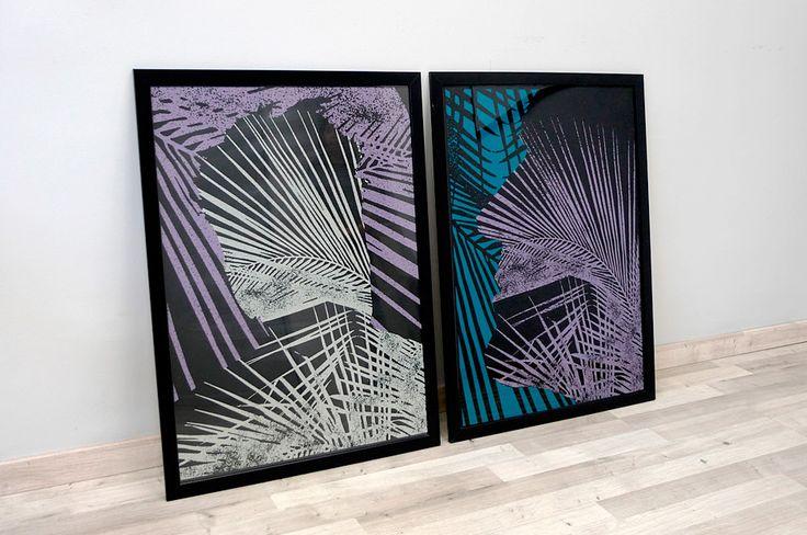 Graphic design & Screen print studio | Replica