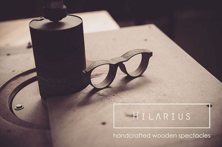Hilarius - world class wooden spectacles from Poland, Cracow. Visit our new…