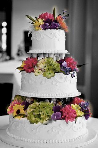 Make Your Own Vegan Wedding Cake