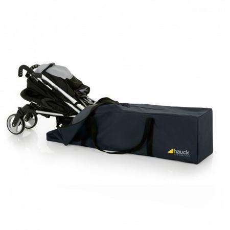 Hauck Чехол для перевозки коляски-трости Bag me  — 3030р. ------  Универсальная дорожная сумка для коляски.   На самолете, в автомобиле или на корабле или поезде - с этой большой сумкой ваша коляска всегда будет надежно упакована и идеально защищена от повр...