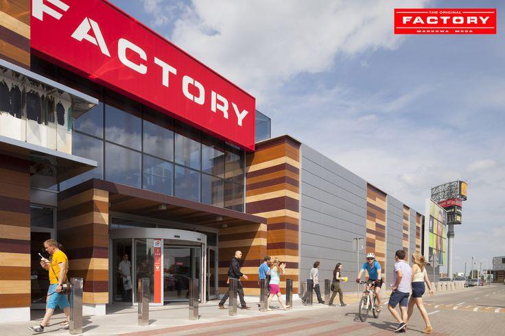 Factory Modlniczka. Klient: Neinver. www.pawelkrzywicki.com