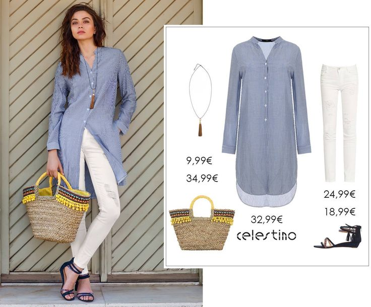 This outfit comes from your beloved @celestinoeshop  and its perfect for all your fild trips ;) Πουκαμίσα: http://mikk.ro/Ugd Παντελόνι: http://mikk.ro/Uge Τσάντα: http://mikk.ro/Ugg Σανδάλι: http://mikk.ro/Ugh Κολιέ: http://mikk.ro/Ugf