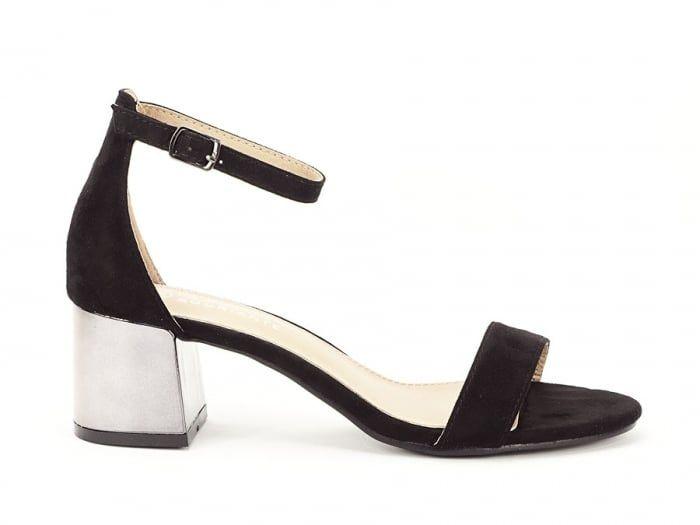 multe stiluri magazin cea mai buna alegere Adaugă Pin pe Sandale cu toc gros dama