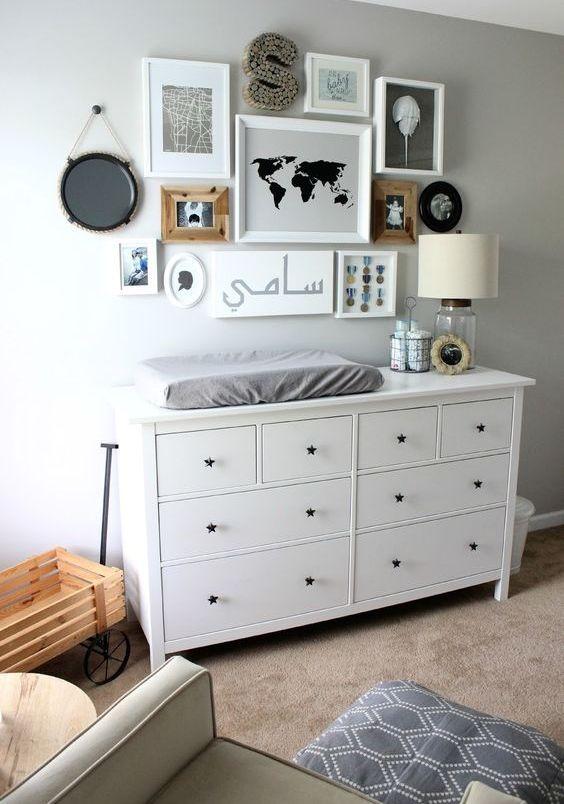 Die besten 25+ Ikea dresser hemnes Ideen auf Pinterest Ikea - hemnes wohnzimmer weis