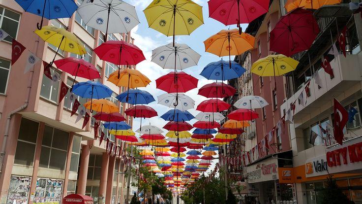 Şemsiye Sokak / Malatya