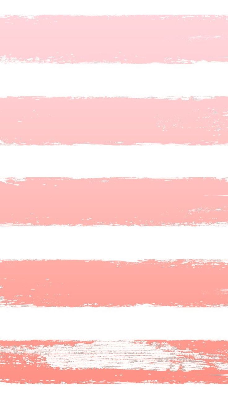 Love Pink Stripes iPhone Wallpaper Home