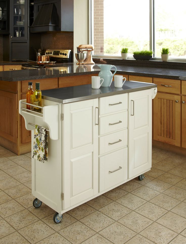 movable islands for kitchens - Google Search | Building - kitchen ...