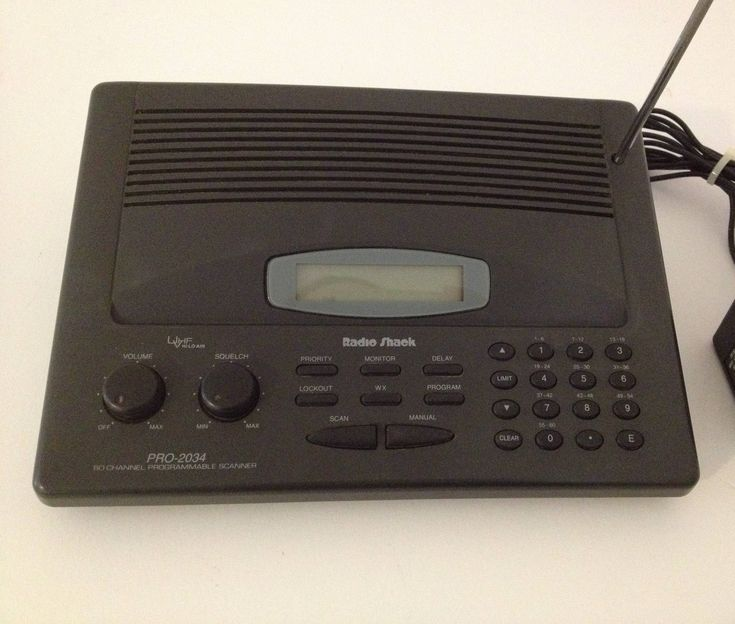 Excited to share the latest addition to my #etsy shop: Radio Shack Pro-2034 60 Channel Programmable Home Scanner w/ Antenna Digital Police Retro Radioshack Small Electronic Electric Portable http://etsy.me/2GKimia #geekery #gadget #scanner #programmablescanner #radiosh