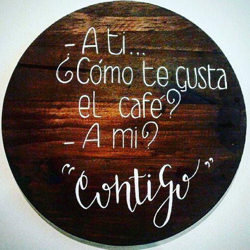 """11 Me gusta, 1 comentarios - El café y un recuerdo (@cafe_y_un_recuerdo) en Instagram: """"Solo contigo♥"""""""