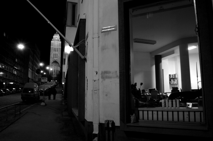 Office Hours are Over – Kallio, Helsinki, Finland   Photos by Streetlight