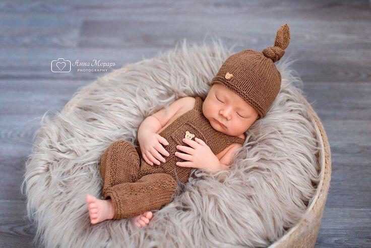 Купить Костюмчик для фотосессии - реквизит для фотосессии, фотосессия новорожденных, newborn photoprop, хлопок