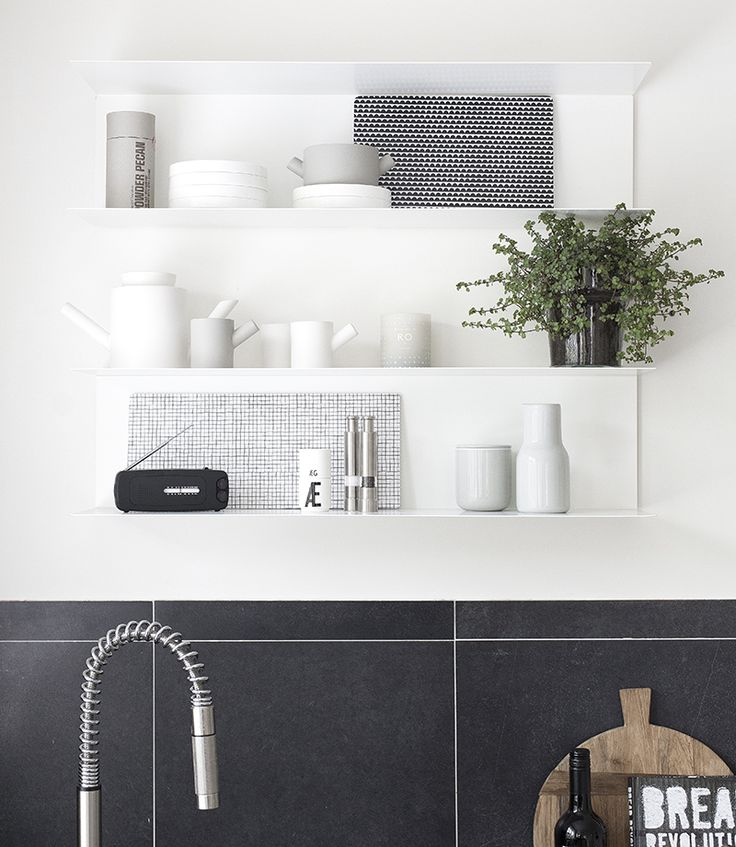 Via NordicDays.nl | Kitchen by Beeldsteil | IKEA Botkyrka