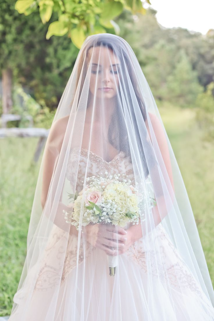 Every bride-to-be MUST see this before buying their veil full price at the bridal salon. AMAZING!