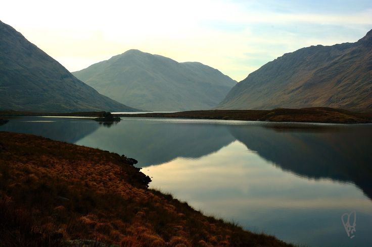 Doolough and trout rising