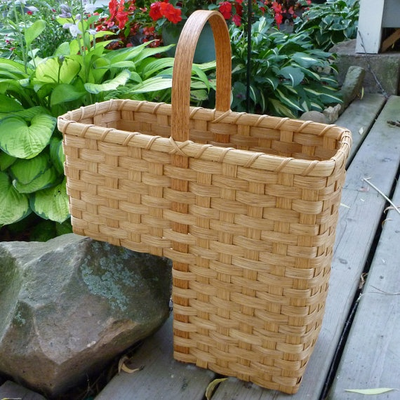 If Your Home Has An Open Staircase, Then This Is The Basket You Have Been  Looking For. A Stairstep Basket Will Add Unique Charm To Your Stairway.