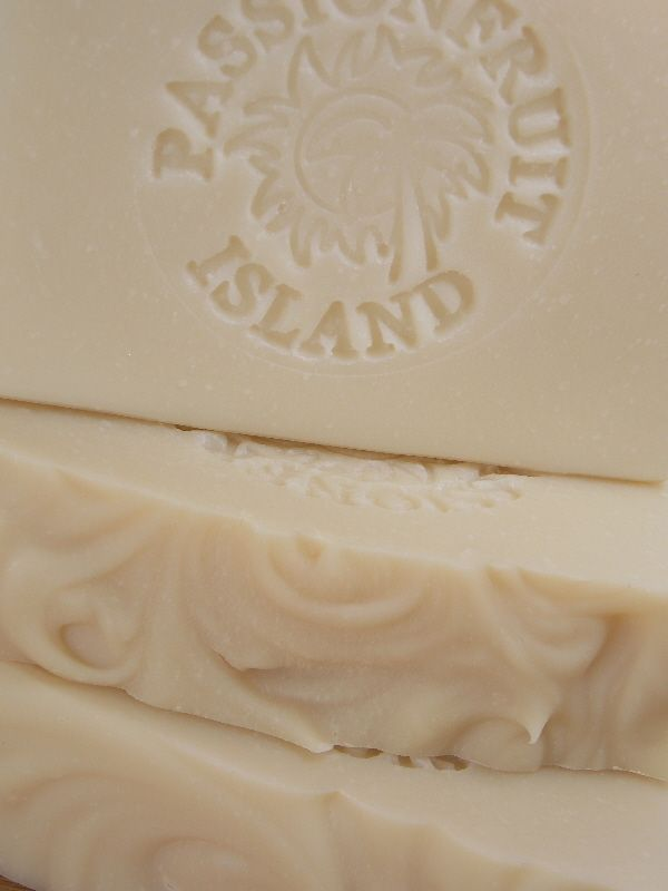 'COCONUT' soap with kaolin clay