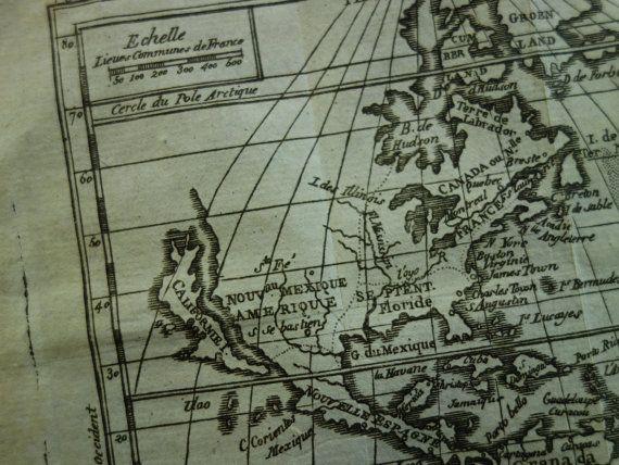 Best Antique Maps USA Images On Pinterest Antique Maps - Old us map
