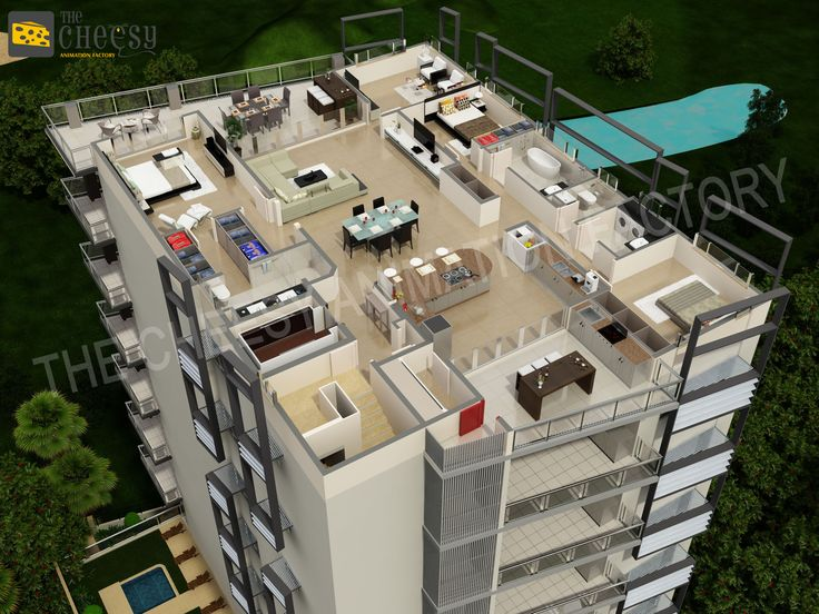 22 best images about isometric images floor plan on