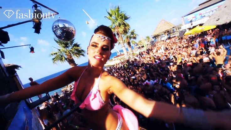 Miss Starbeach 2013 Recovery Party in Crete | FashionTV HOT